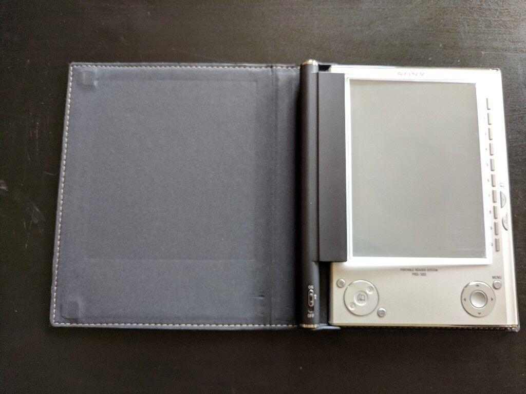 Sony PRS-505 Ereader