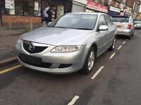 Mazda 6 1.8 2004 MOT&TAX - NO LOGBOOK - £325 - not Passat Mondeo vectra Laguna Audi bmw accord Kia