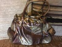 Prada ladies shoulder bag used one time £10