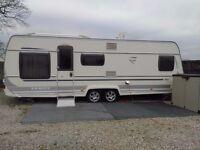Fendt caravan 2012