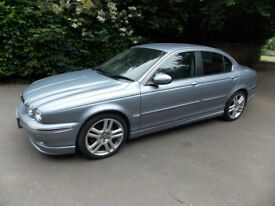 JAGUAR X TYPE, ONE OWNER CAR, LOW MILEAGE IN BEAUTIFUL CONDITION