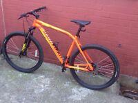 "Mens Specialized Pitch Sport 27.5"" Mountain Bike - Hardtail MTB"