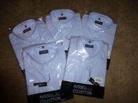 Russell collection long sleeved blue 5 of new