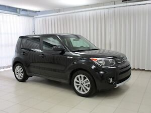 2017 Kia Soul DON'T MISS OUT!! EX 5DR HATCH w/ HEATED SEATS + ST