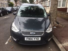 £10900 Automatic, Ford Galaxy 2.0 TDCi Zetec Powershift 5dr,7 seater