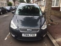 £11,500,Automatic, Ford Galaxy 2.0 TDCi Zetec Powershift 5dr,7 seater