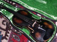 Bohemian violin
