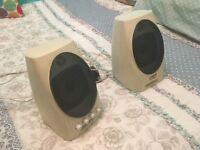 active pc laptop speakers
