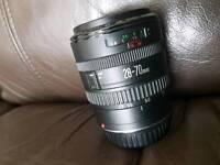 Canon EF 28 70 3.5 4.5 II Lens