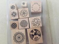Stampin Up! Stamp set circles