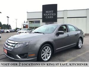 2010 Ford Fusion SEL 3.0L V6 AWD   LEATHER   NO ACCIDENTS