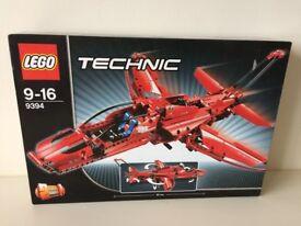 LEGO- Technic Jet Plane 9394 (age 9-16)