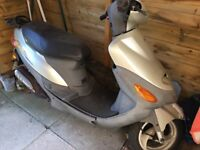 Starway QT-7 50cc Scooter (for repair)