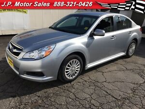 2012 Subaru Legacy 2.5i, Manual, AWD