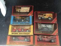 Collectable toy motor vehicles for sale
