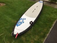 Starboard Free Ride WindSUP (2016) in Excellent condition ( great SUP or can be used as a Windsurf)