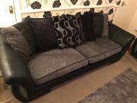 4 & 2 DFS sofas
