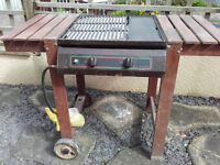 COMPANION GOURMET GAS BARBECUE