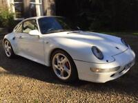 PORSCHE 911 (993) CARRERA 4 S, MANUAL 6 SPEED, FULL PORSCHE SERVICE HISTORY.