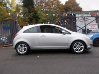 Vauxhall Corsa 1.2 i 16v SXi 3dr LOW INSURANCE & TAX BRACKET 08/08