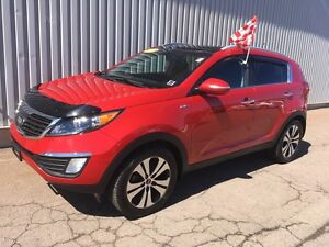 2013 Kia Sportage EX ALL WHEEL DRIVE | LOADED WITH FEATURES |...