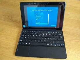 ACER ONE 10 - 4 in 1 netbook/tablet windows 10 computer