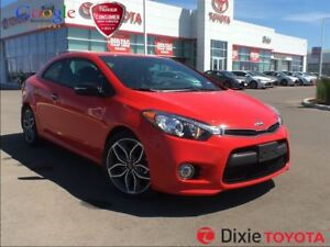 2015 Kia Forte Koup $145 Bi-weekly, 90 days no payments. *