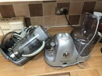 Food Processor blender and orange squeeze all purpose Breville