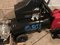 Brand New Air Compressor (w/attachments)