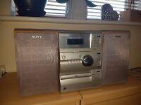 SONY HiFi HCD CP1 + speakers SS CCP1