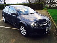 2009(59) Vauxhall Astra Design 1.8 petrol Low Mileage 60k , Long MOT , £2100