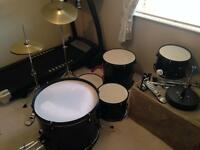 Adult drum kit