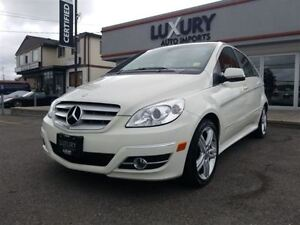 2011 Mercedes-Benz B-Class 200 Turbo-AUTO-ONLY 83K