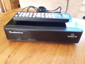 Freesat HD box