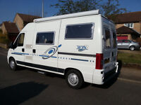 Adria Win 2.3 Fiat Ducato (Turbo Diesel) 2004 Excellent Condition 63000 miles