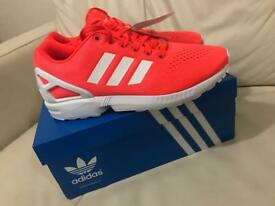 Men's Adidas zx flux trainers