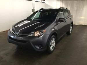 2014 Toyota RAV4 LE *CAMERA* SEIGES CHAUFFANTS BLUETOOTH