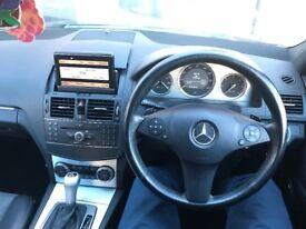 Mercedes Benz C Claas AMG Sports