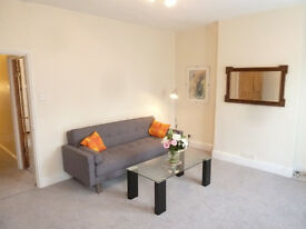 Bright spacious newly refurbished 1-bed flat near excellent Zone 2 transport links.