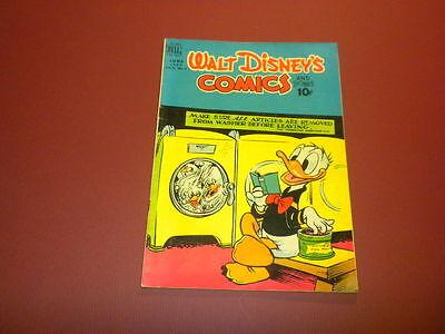 WALT DISNEY'S COMICS AND STORIES #105 Dell Comics 1949 Donald Duck
