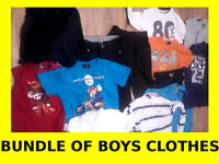 BOYS BUNDLE OF 22 CLOTHES NIKE PUMA NEXT KIDS clothing WITH NEW ITEMS TSHIRTS SHORTS SCHOOL CLOTHES