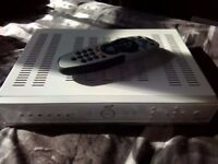 SKY BOX SKYBOX SKY+ BOX COMPLETE WITH REMOTE CONTROL UNIT