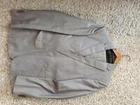 Zara grey suits size 50EU