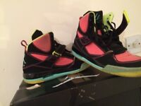 Air Jordan Shoe in limited edition color