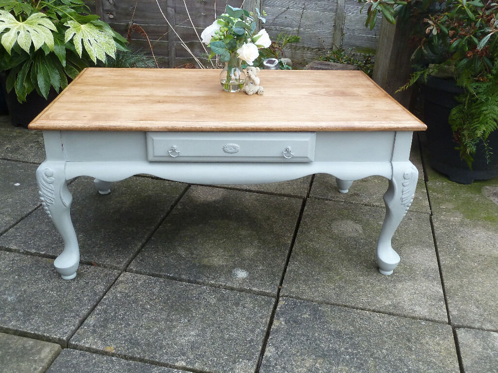 Shabby Chic Coffee Table In Woodville Derbyshire Gumtree
