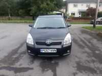 Toyota Verso 7 Seater Diesel MK 3 2.2 D-4D SR 5dr 1 Owner From New