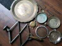 Lot of scrap metal