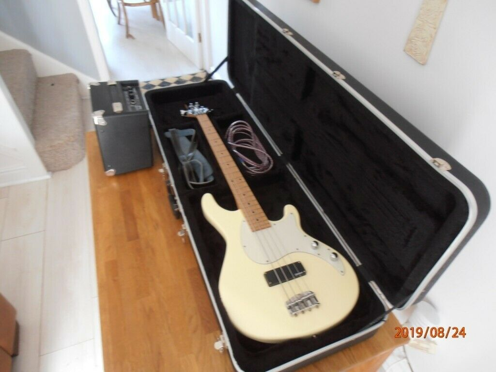 Guvnor Bass guitar with Ashdown Tourbus 10 Amp and Spider case | in  Grantham, Lincolnshire | Gumtree