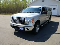 2012 Ford F-150 XTR WITH 3.5 V6 ECO-BOOST|XLT|MATCHING CAP|ONE O