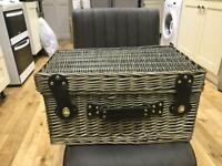 Picnic Hamper Basket Set